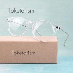 98fb78e85d Toketorism fashion transparente eyeglasses classic optical glasses frame  for women and men 8808. Yesterday s price