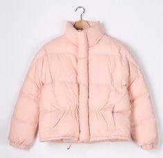 puffa jacket pink - Google Search