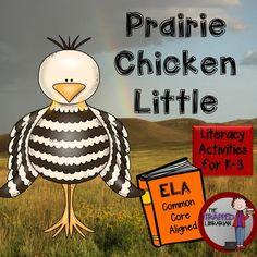 Prairie Chicken Litt