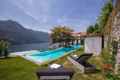 Villa Moltrasio, luxury 5 bedrooms villa on Lake Como