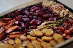 Pečená zelenina - Blue vegan pig Kung Pao Chicken, Sausage, Paleo, Healthy Eating, Meat, Cooking, Ethnic Recipes, Food, Eating Healthy