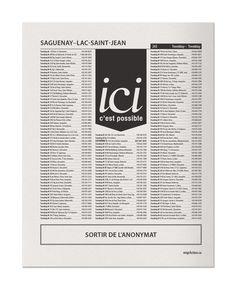 Ici c'est possible - Cyan Concept /// www.cyan-concept.com /// www.facebook.com/cyanconcept.graphisme Lac Saint Jean, Cyan, Letter Board, Passion, Lettering, Projects, Calligraphy, Letters, Character