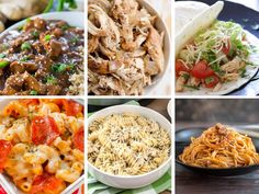 - 25 Super Healthy Vegan Dinner Recipes for Weeknights General Health 25 Delicious Instant Pot Dump Dinners for Easy Weeknight Meals - Fun . Instant Pot Dinner Recipes, Vegan Dinner Recipes, Vegan Dinners, Cooking Recipes, Dump Recipes, Instant Pot Pressure Cooker, Pressure Cooker Recipes, Pressure Cooking, Healthy Prepared Meals