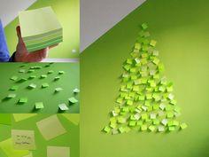 Decoración navideña de última hora / Last minute Christmas decoration