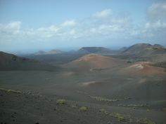 Lanzarote - it's a bit like going to the moon