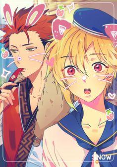 Star Character, Character Design, Cute Anime Boy, Anime Guys, Star Art, Ensemble Stars, Manga Drawing, Manga Boy, Cute Drawings
