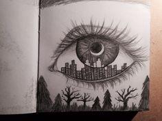Drow, drowing, deepdrow, art, artist, artmood, artlife, drowlife, everything is in our eye