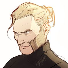 """kingdomheartsloversstuff: """" aurorasanford1: """" sanguithar: """" I saw a post about people wanting Kallus to have a man bun in season 4. I couldn't agree more. Give the man a bun. (eyy btw i have a patreon now) """" CALL 911 I AM IN NEED """" THIS IS TOO..."""