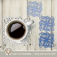 Laser cut wall clock / coaster templates, buy online now, free vector designs every day. Coaster Design, Coaster Set, Cast Acrylic, 3 Shop, Birthday Presents, Vector Design, Laser Cutting, Mother Day Gifts, Free Design