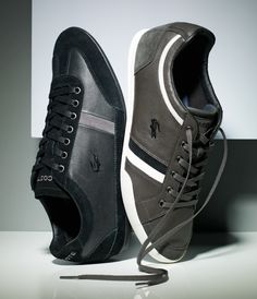 Just for kicks: Old school sneakers with modern swagger, by Lacoste