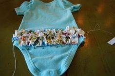 these would be so cute to make for baby gifts