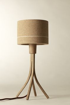 "Head & Haft - "" NEW Minus table lamp.Lamp arm constructed from..."