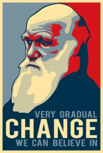 Happy Darwin Day, you damn dirty ape-cousins!