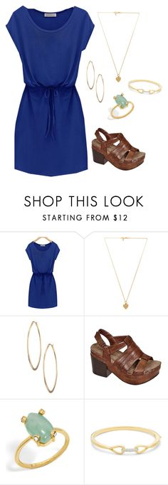"""Red Rocks"" by vale14m ❤ liked on Polyvore featuring Vanessa Mooney, Lydell NYC, Pierre Dumas, BaubleBar and Adriana Orsini"