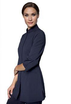 1000 images about spa uniforms on pinterest spa uniform for Spa ladies uniform
