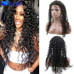Glueless Full Lace Wig Brazilian Deep Wave U Part Human Hair Wigs For Black Women Best Lace Front Wig With Baby Hair