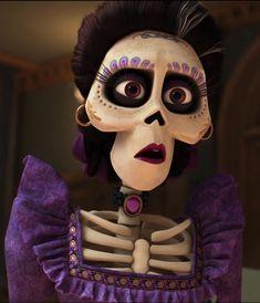 Walt Disney Characters, Disney Wiki, Disney Pixar, Halloween Kids, Halloween Costumes, Kid Costumes, Peppa Pig Imagenes, Day Of The Dead Art, Disney Makeup