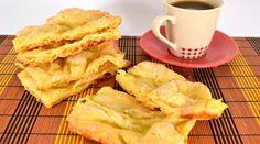 Хрустящая с сахарной корочкой лепешка к чаю «Альмойшавена»