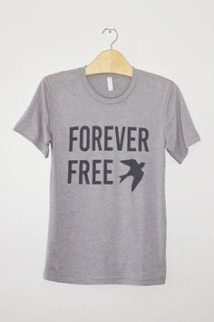 Forever Free Tee