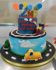 2nd Birthday cake!