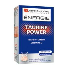 για μείωση των φαινομένων εξάντλησης πιειτε ενα FORTE PHARMA ENERGIE TAURINE 30CAP!