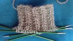 Ulla 01/18 - Artikkelit - Vaihtelua joustinneuleelle Knitting Stitches, Diy And Crafts, 18th, Crochet, Accessories, Fashion, Dots, Knit Patterns, Crocheting