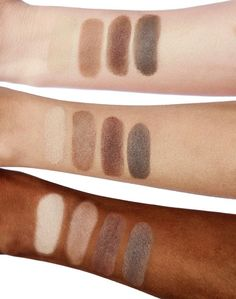 LUXURY PALETTE | Charlotte Tilbury in The Sophisticate-Swatches