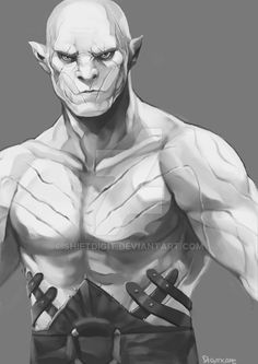 Azog by Digitkame