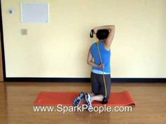 7-Minute Seated Arm Workout with Band Video