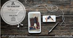 Yoga in Your Pocket! Begin or Deepen your Yoga - LIVE Yoga Classes, Workshops & More! ashleystjohnyoga.com