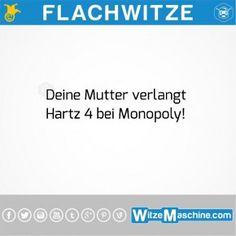 Flachwitze - Hartz-4-Witze
