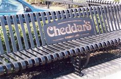 Everyone loves a place to sit - no matter what the occasion!   Benches - they're not just for businesses anymore!
