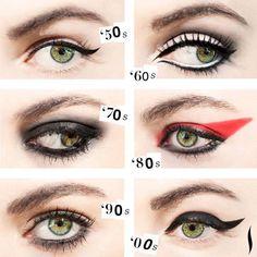 #tuto #makeup #eyeliner #vintage #retro