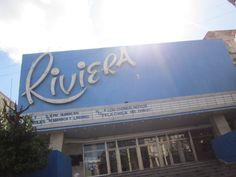 Cine Riviera, Havana, Cuba.