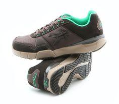 Quantum Fitness Walking Shoe for Plantar Fasciitis - Riveter Black - Pair - www.kurufootwear.com