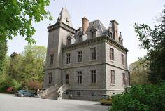 Chateau - Plabennec, Finistere