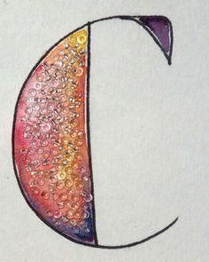 (Barbara Close Class April 2011 - Texturede Letters - Booklet Part 1)