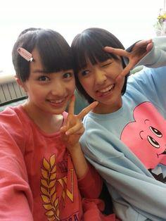 チャック、リュック、ジャックー!!笑の画像 | ももいろクローバーZ 百田夏菜子 オフィシャルブログ 「でこちゃん日記…