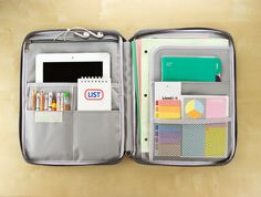 Better Together A4 Pouch: Fits so many wonderful items, and keeps them all organized!