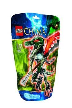 Lego Legends of Chima - Figurine d'action - 70203  http://www.amazon.fr/dp/B00B06UKJE/ref=cm_sw_r_udp_awd_1EZNsb0W9N9RZ