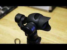 DJI Osmo & Inspire 1 Simple DIY Lens Hood - YouTube