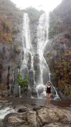 MIYAMIT FALLS   Trekking Guide - Jansellbiskwit