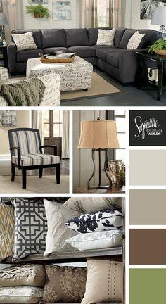 144 best ashleys furniture images pallet furniture recycled rh pinterest com