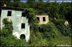 Case Scapini - Il paese delle urla dei bambini - Paesi Fantasma