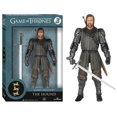Game of Thrones Legacy Collection The Hound Figure - Loot Crate Gifts