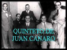 QUINTETO JUAN CANARO  -  ANDRÉS FALGÁS - AMANTE CORAZÓN - VALS