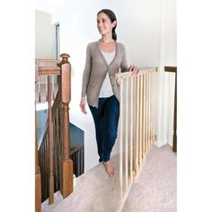 Evenflo - Top of the Stairs Extra-Tall Gate ** Quickly view this special  product, click the image (This is an amazon affiliate link. I may earn commission from it)