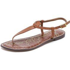 8ad4169bf0ac4 Sam Edelman Gigi Flat Sandals (3