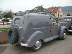 PANHARD Dyna type K211 fourgonnette 1953
