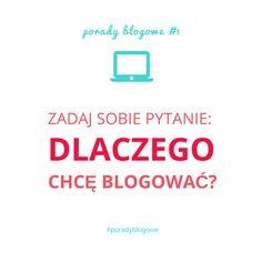 Porady blogowe - Szkoła Blogowania #blog #blogowanie #blogging